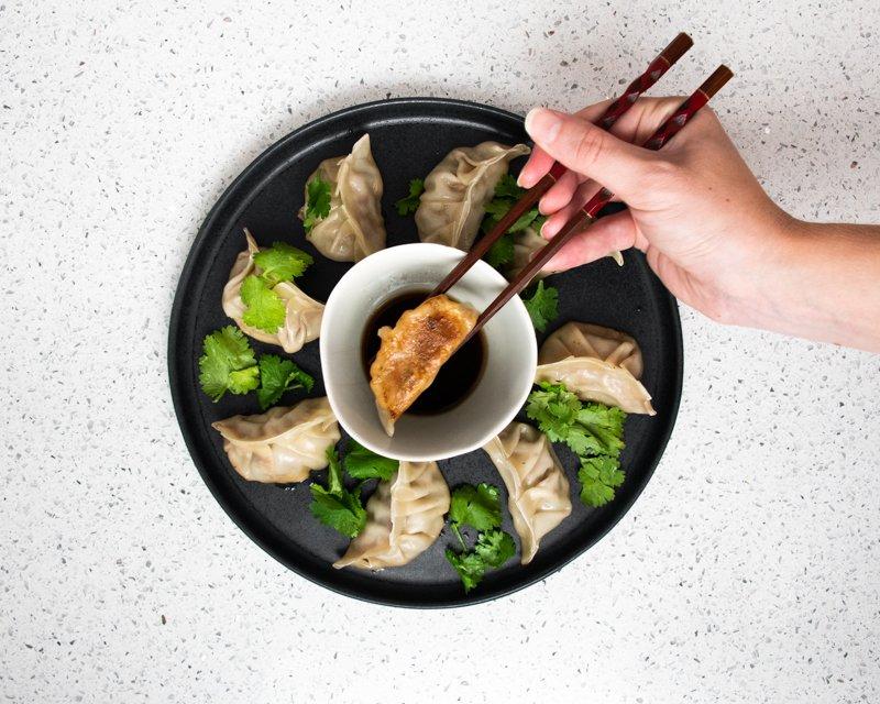 Gyoza – Japanska Dumplings