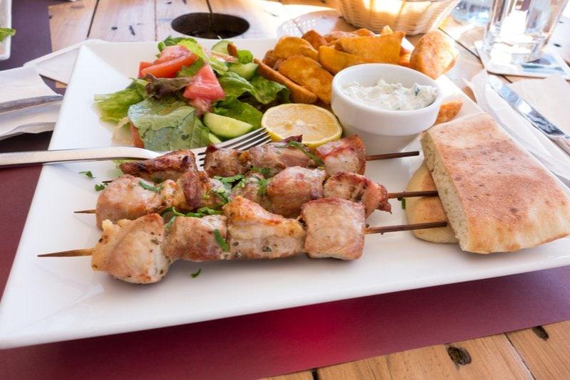 mat från cypern