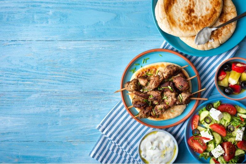Grekisk Mat – Traditionella Maträtter & Recept