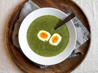 grönkålssoppa