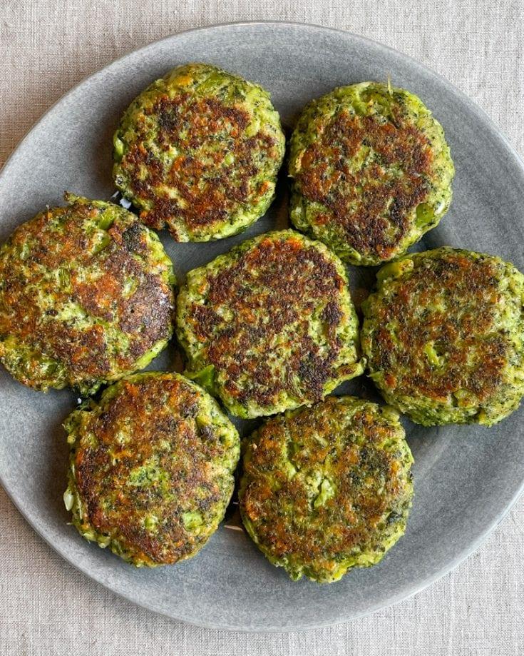 broccolibiffar recept