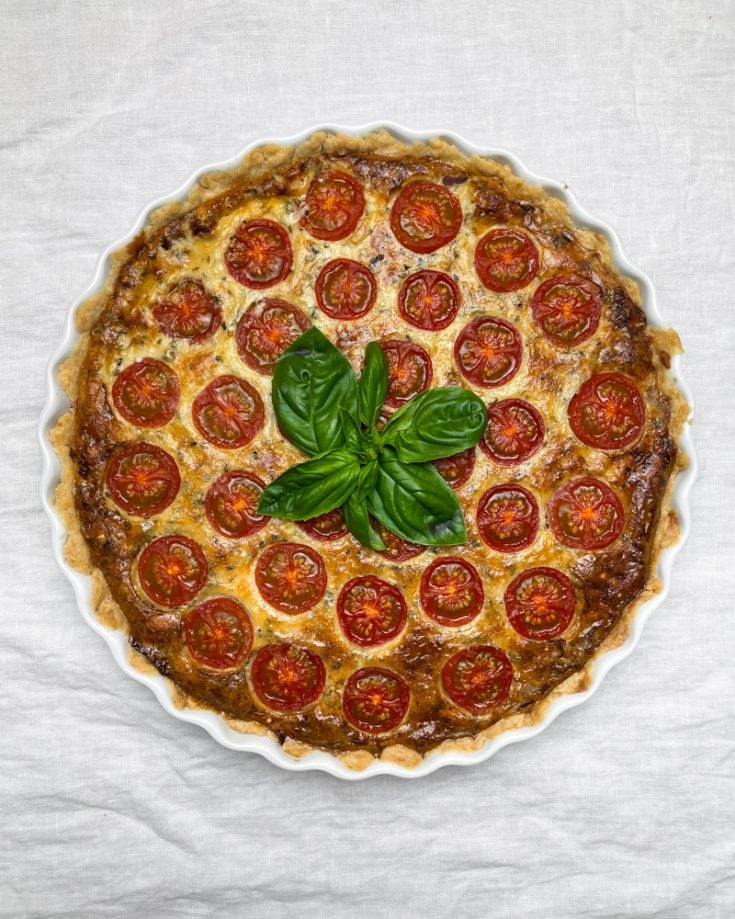 tomatpaj recept
